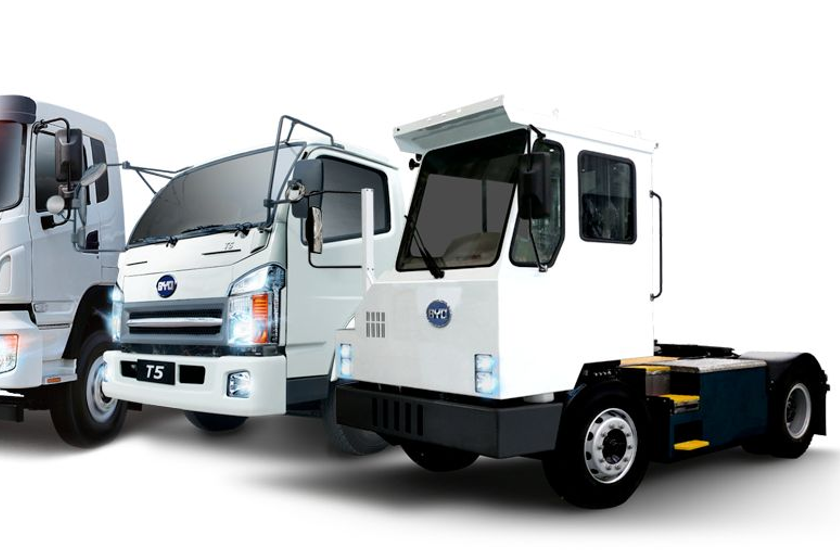 BYD's zero-emission battery-electric trucks deliver a host of environmental benefits as well as...