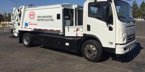 Utah Clean Cities Shows BYD Refuse Truck