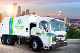 Seattle Orders Electric Refuse Trucks from BYD