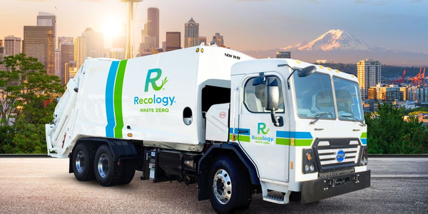 Recology's electric trucks will serve customers in the City of Seattle and mark an important...