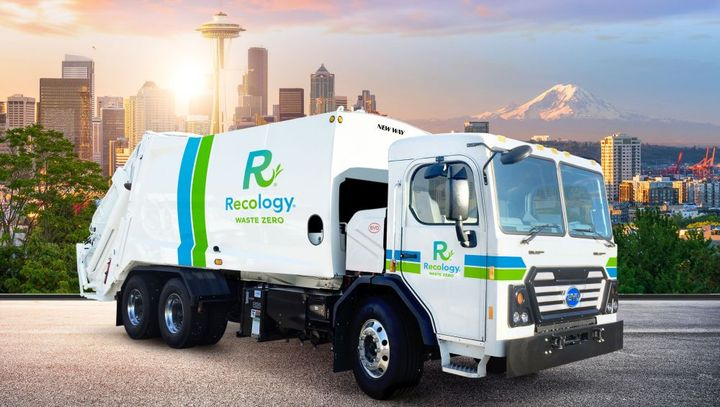Recology's electric trucks will serve customers in the City of Seattle and mark an important step in realizing climate impacts that address the region's growing need to prioritize resiliency. 
