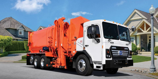In addition to the first BYD 8R recently delivered to Waste Resources, the company has placed...