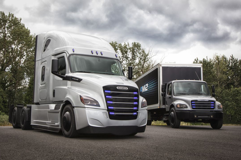 CATL will supply lithium-ion battery cell modules for a wide range of Daimler Trucks & Buses'...