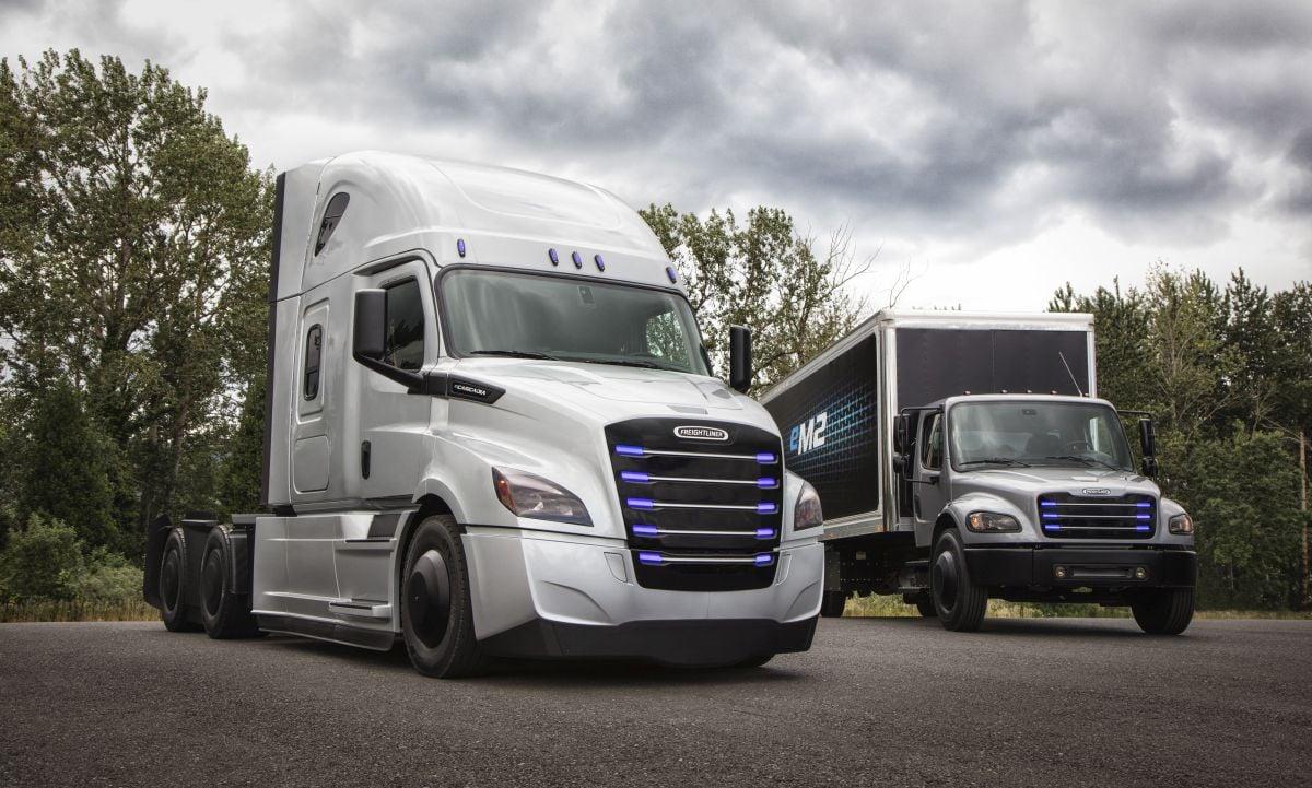 Daimler Trucks & Buses Partners on Electric Truck Batteries