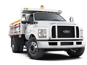 Ford Reports Record Sales of the F-650 and F-750