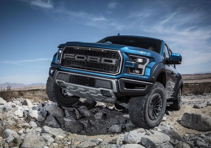 Trail Control can be activated at speeds from 1 mph up to 20 mph, and Raptor is the only pickup that allows the driver to operate Trail Control in all 4x4 modes. 