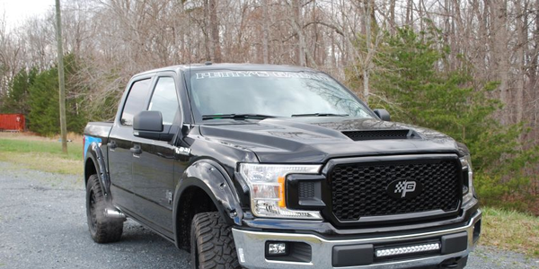Military AutoSource (MAS) in partnership with Petty's Garage will auction off a 750 hp Warrior...