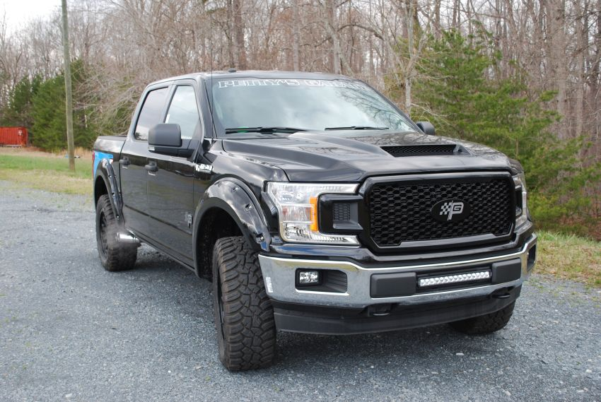 Petty's Garage to Auction Warrior Edition F-150 for Charity