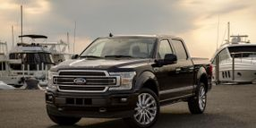 Ford Talks Electric F-Series