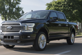Pickup Trucks Need to Improve Passenger-Side Protection: IIHS