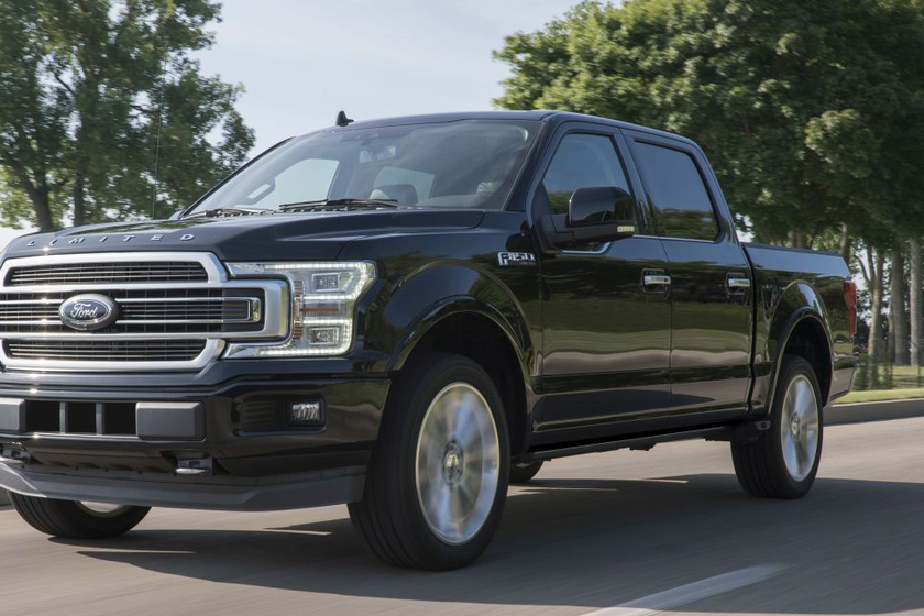 The top crash test performance of 2019 Ford F-150 – including best possible rating in...