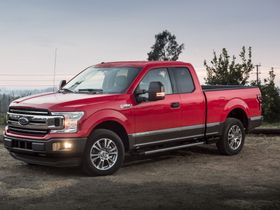 Average New Pickup Truck Prices Up Year-Over-Year