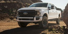 Ford F-Series & Escape Models Recalled Over Tire Concerns