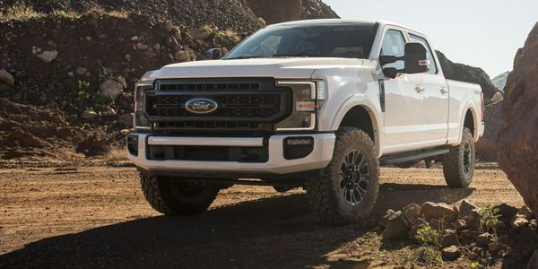 The 2020-MY Ford F-250 is among the recent tire-related recall announced by Ford.