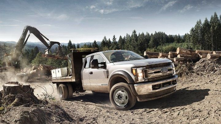 Exclusively for California and the markets requiring CARB certification, new F-250 and F-350 trucks are offered through Landi Renzo's certified Ford dealer network for ship-thru directly to its Ford Qualified Vehicle Modifier (QVM) installation facility.