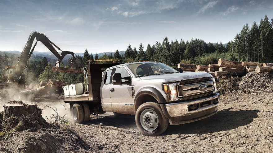 Landi Renzo's CNG F-250/F-350 Certified by CARB