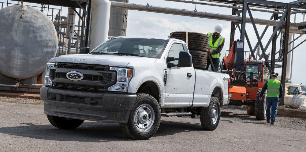Ford Recalls F-350 Super Duty Trucks for Axle Concerns