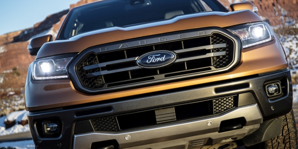 The 2019 Ford Ranger returns to North America larger than when it left nearly eight years ago.