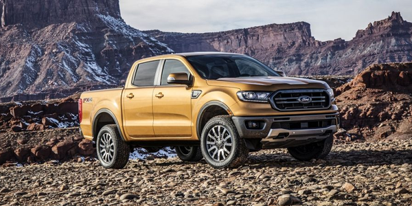 When the all-new 2019 Ford Ranger goes on sale early next year, customers will be able to get...