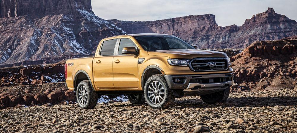 Ford's 2019 Ranger Starts at $25,395