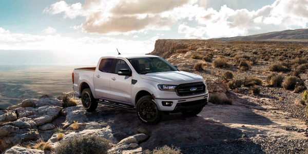 The Ranger Black Appearance Package is available as an option for $1,995 (excluding taxes) and...