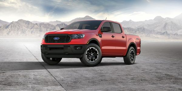 Ranger customers love to make their truck their own, with more than 75% leaving dealerships with...