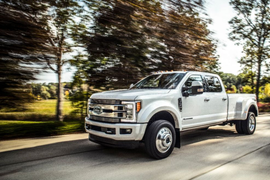 Ford Recalls Trucks, SUVs for Seat-Related Issue