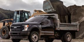 Ford's 2020 Super Duty Chassis Cabs Go on Sale