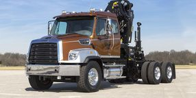 Freightliner Trucks Recalled for Potential Fuel Leak