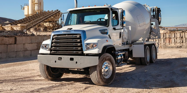 The Freightliner 114SD can now be spec'ed with the new Cummins X12 engine, delivering up to 500...