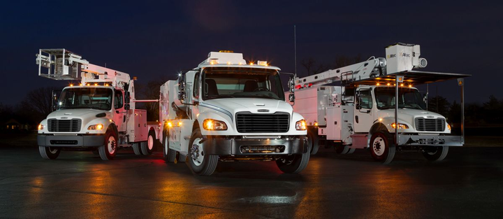 Freightliner will be showcasing a versatile lineup of vocational vehicles at The Work Truck Show 2019.  - Photo courtesy of Freightliner