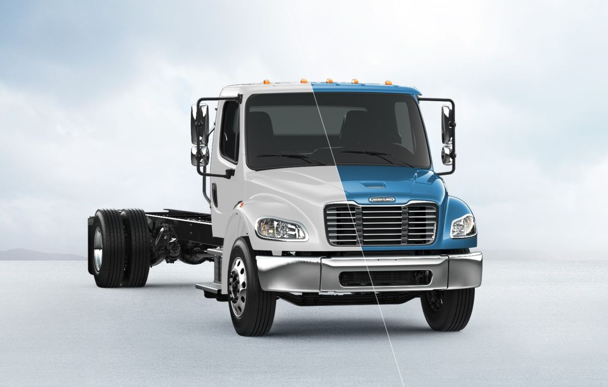 Freightliner Online Tool Helps Spec Medium-Duty Trucks