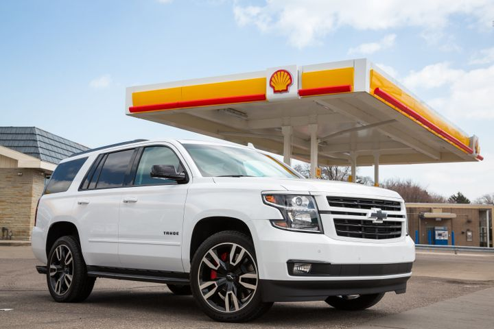 Shell and Chevrolet previously announced their partnership that allows select Chevrolet customers to purchase fuel through their infotainment systems.