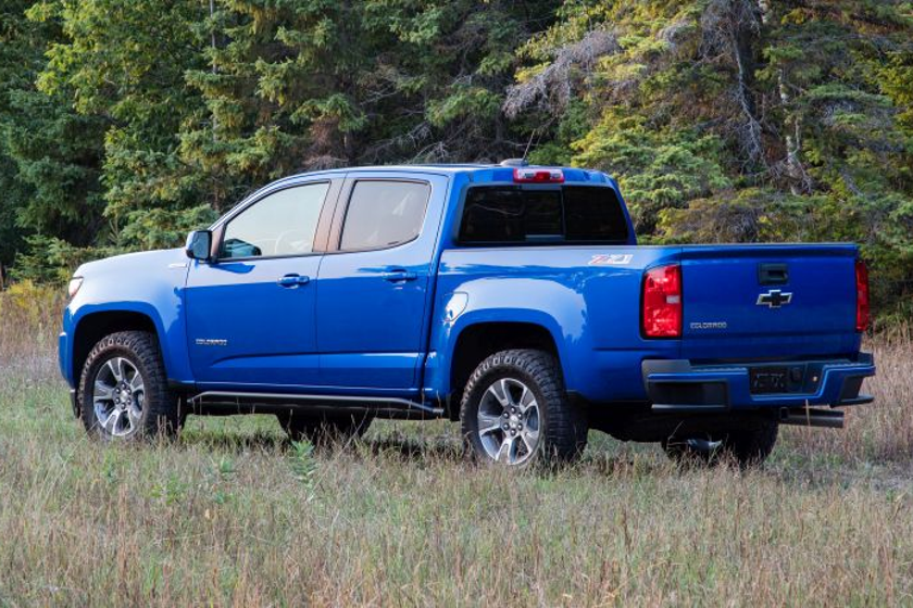 The 2019 Z71 Trail Runner begins with the Colorado Z71 off-road package and adds the underbody...