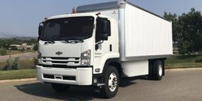 Battery-Electric Chevrolet Cabover to Arrive in Late '18