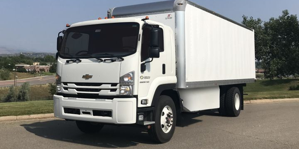 Lightning Systems will offer a modified Chevrolet's 6500XD as an all-electric class 6 cabover.
