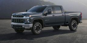 Chevrolet Unveils Look of 2020 Silverado 2500/3500