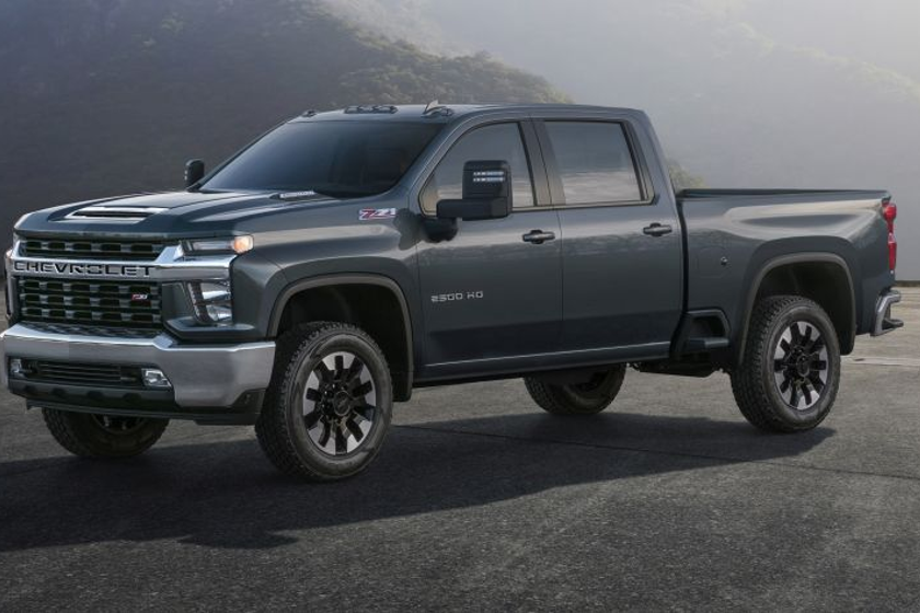 Chevrolet Unveils Look of 2020 Silverado 2500/3500
