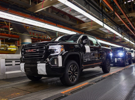 Since 2009, GM has invested $23 billion in U.S. manufacturing.
