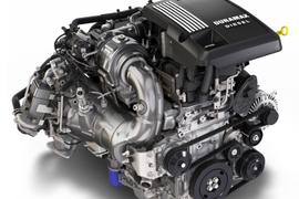 Chevrolet Details 2020 Silverado 1500's New Diesel Engine