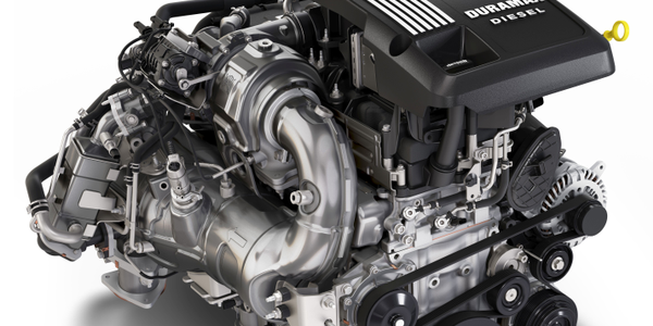Chevrolet Details 2020 Silverado 1500's New Diesel Engine