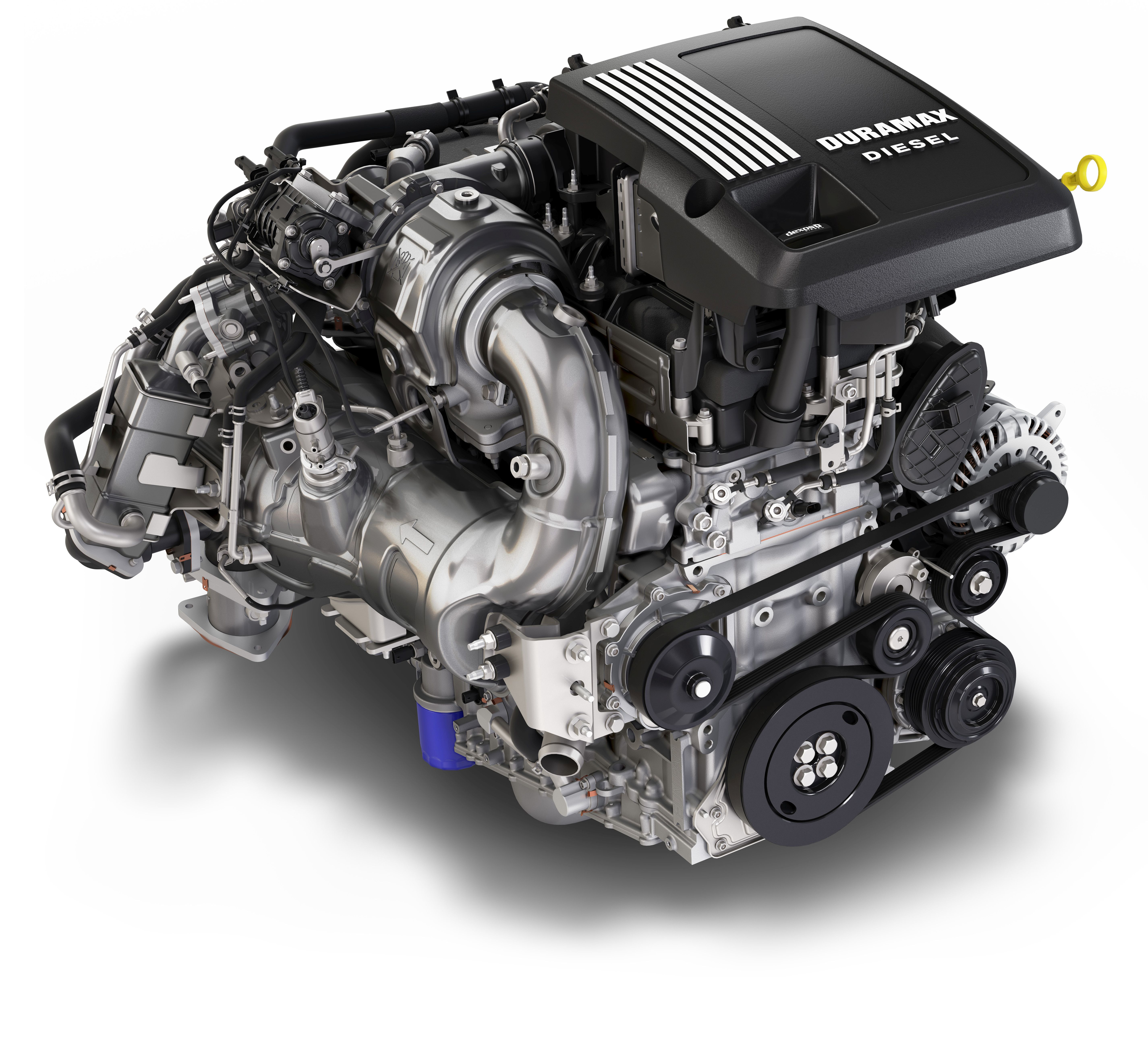 Chevrolet Details 2020 Silverado 1500's New Diesel Engine ...