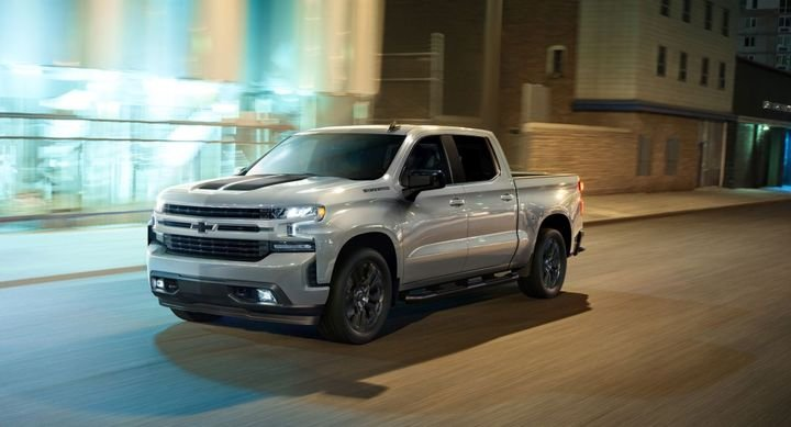 The 2020 Chevrolet Silverado Rally Edition revealed at State Fair of Texas.