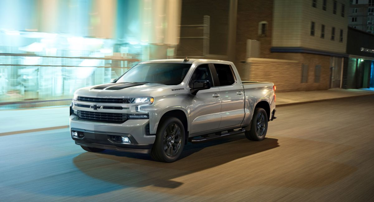 Chevrolet Silverado Editions Revealed at State Fair of ...