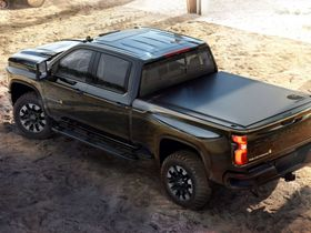 Chevrolet Launches 2021 Silverado HD Carhartt Edition