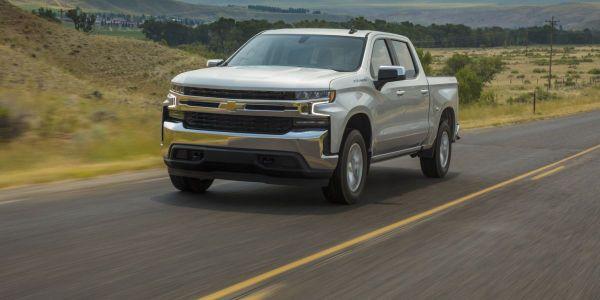 2020 model-year Chevrolet Silverado