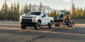 Chevrolet Silverado, GMC Sierra Trucks Recalled for Hood Issues