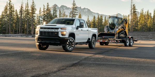 Among the vehicles potentially impacted by the recall are 2020-MY Chevrolet Silverado 2500 trucks.