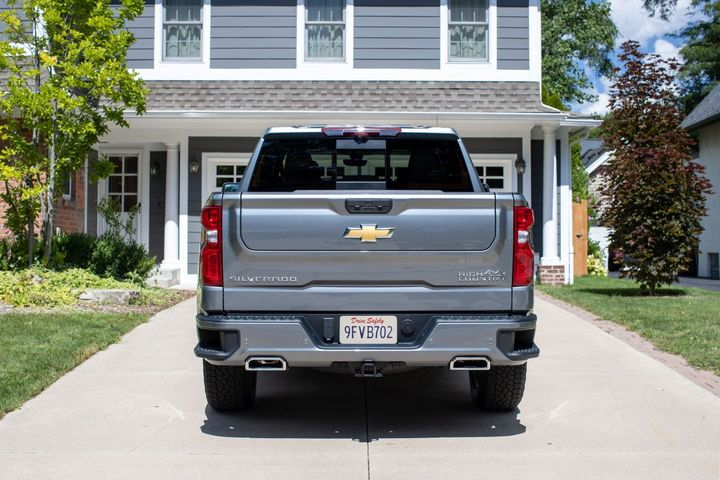 The 2021-MY Chevrolet Silverado will feature a multi-flex tailgate.  - Photo: Chevrolet