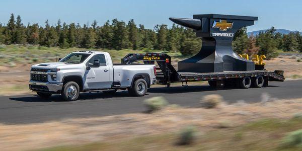 The 2021 Chevrolet Silverado 3500 HD is a powerhouse of a truck with sales of Silverado HD...